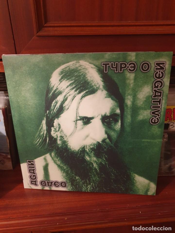 TYPE O NEGATIVE / DEAD AGAIN / DOBLE ALBUM / GATEFOLD / NOT ON LABEL (Música - Discos - LP Vinilo - Pop - Rock Internacional de los 90 a la actualidad)