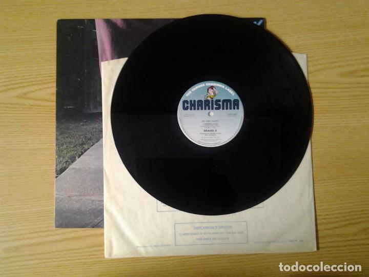 Discos de vinilo: BRAND X -DO THEY HURT?- LP CHARISMA 1980 ED. INGLESA CAS 1151 MUY BUENAS CONDICIONES. - Foto 3 - 269631408