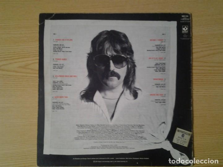 Discos de vinilo: JON LORD -BEFORE I FORGET - HARVEST 1982 ED. ORIGINAL INGLESA SHSP 4123 BUENAS CONDICIONES. - Foto 4 - 269632818
