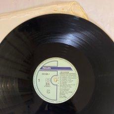 Discos de vinilo: LOS CHICHOS-PORQUE NOS QUEREMOS-1987-SOLO VINILO SIN PORTADA. Lote 269633753