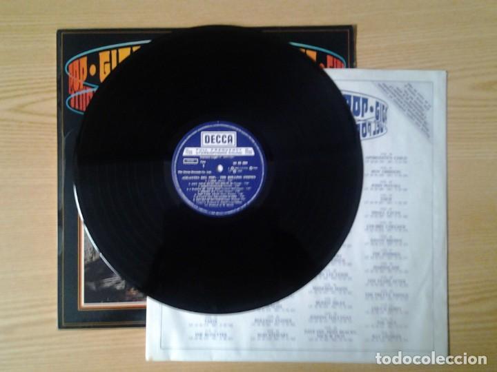 Discos de vinilo: THE ROLLING STONES -IGANTES D3L POP VOL. 25- DECCA 1981 64 95 084 MUY BUENAS CONDICIONES. - Foto 3 - 269633853