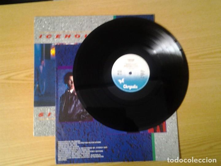 Discos de vinilo: ICEHOUSE -SIDEWALK- LP CHRYSALIS 1984 ED. INGLESA 206 334 MUY BUENAS CONDICIONES. - Foto 4 - 269637278