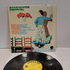 Discos de vinilo: CANCIONERO ESPAÑOL / DIVERSOS/AS ARTISTAS / LP - IMPACTO-1974 / MBC. ***/***. Lote 269643828