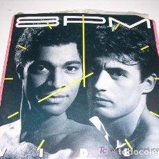 Discos de vinilo: 8PM VIDEO POLYGRAM 1985. Lote 269682628