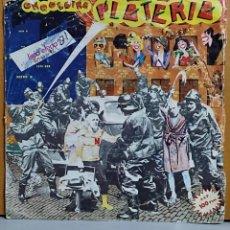 Discos de vinilo: ORQUESTRA PLATERÍA - LIGIA ELENA / PIDE MAS - SINGLE SAPIN 1982. Lote 269682883