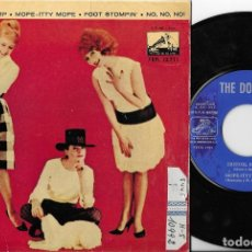 Dischi in vinile: THE DOVELLS EP BRISTOL STOMP LA VOZ DE AMO 1962. Lote 269703373