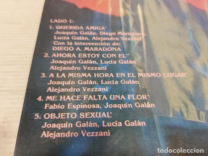 Discos de vinilo: PIMPINELA / EL DUENDE AZUL / LP - EPIC-1988 / MBC. ***/*** - Foto 3 - 269707928