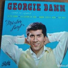 Discos de vinilo: GEORGIE DANN -MISTER SURF ************** RARO EP ESPAÑOL 1964 IMPECABLE, CONTRAPORTADA EP BEATLES. Lote 269708023