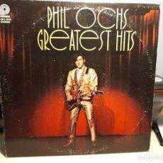 Discos de vinilo: LP PHIL OCHS : GREATEST HITS - 50 PHIL OCHS FANS CAN´T BE WRONG ! ( PRODUCCION DE VAN DYKE PARKS ). Lote 269710233