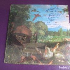 Discos de vinilo: MUSICA ANTIQUA VIENNA – LE JARDIN MUSICAL - LP SUPRAPHON FONOMUSIC 1985 PRECINTADO - CLASICA. Lote 269733928