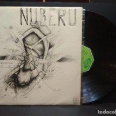Discos de vinilo: NUBERU, IDEM (MOVIEPLAY) LP 1980 ASTURIAS PEPETO. Lote 269747423