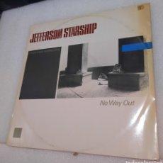 Discos de vinilo: JEFFERSON STARSHIP - NO WAY OUT. Lote 269747703