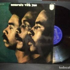 Discos de vinilo: MOMENTS - WITH YOU (LP, ALBUM) (PHILIPS) 63 10 622 PEPETO. Lote 269748188