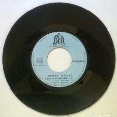 Discos de vinilo: FLEUR DE CACTUS (BSO). SARAH VAUGHAN/ JOHNNY WESLEY. BELL, FRANCE 1969 SINGLE. Lote 269752593
