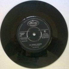 Discos de vinilo: BIG BOPPER. BIG BOPPER'S WEDDING/ LITTLE RED RIDING HOOD. MERCURY, UK 1959 SINGLE. Lote 269752833