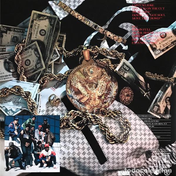 Discos de vinilo: LP ERIC B. & RAKIM - Paid In Full - 4th & Broadway BWAY 4005 - REedición - NUEVO !!!* - Foto 2 - 269760593