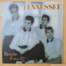 Disques de vinyle: LP TENNESSE - TONTO POR TI - ESPAÑA/1989. Lote 269765053