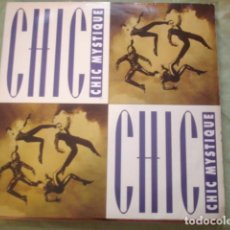 Discos de vinilo: CHIC  CHIC MYSTIQUE. Lote 269777568