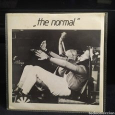 Discos de vinilo: THE NORMAL - T.V.O.D / WARM LEATHERETTE UK 1978. Lote 269780058