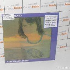 Disques de vinyle: JOAN MANUEL SERRAT MEDITERRÁNEO (LP VINILO) NUEVO Y PRECINTADO ENVIÓ CERTIFICADO 3 €. Lote 269577498