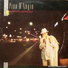 Discos de vinilo: PINO D' ANGIO' - EVELONPAPPA' EVELONMAMMA' - LP SPAIN 1983. Lote 269789603