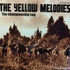 """Discos de vinilo: 10"""" THE YELLOW MELODIES - THE CHAMPIONSHIP CUP - CLIFFORD-001EP - NUEVO / PRECINTADO!!!. Lote 269810613"""