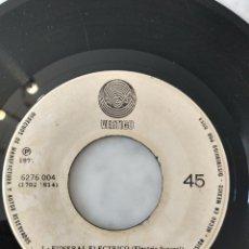 Discos de vinilo: BLACK SABBATH-FUNERAL ELÉCTRICO +3+MÉXICO 1971. Lote 269821948