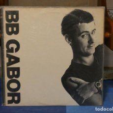 Discos de vinilo: LP POWER POP CANADA 1980 BB GABOR HOMONIMO BUEN ESTADO. Lote 269824148