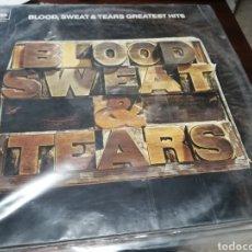 Discos de vinilo: LP BLOOD SWEAT AND TEARS ESPAÑA 1990 BUEN ESTADO GENERAL. Lote 269825963
