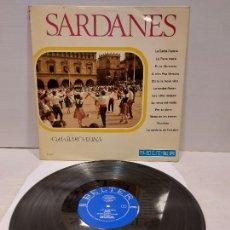 Discos de vinilo: COBLA BARCELONA / RAMON PLA / SARDANES / LP - BELTER-1967 / MBC. ***/***. Lote 269827258