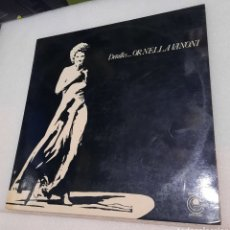 Discos de vinilo: ORNELLA VANONI - DETALLES.... Lote 269832083