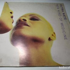 Discos de vinilo: MAXI - ULTRA NATÉ – NEW KIND OF MEDICINE - VENMX 169 ( VG+ / VG+ ) SPAIN 1998. Lote 269832963