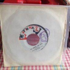 "Discos de vinilo: RAYMOND CICAULT AND HIS STARS - NO MONEY, NO LOVE. ULTRARARE 7"" MADE IN JAMAICA. Lote 269839068"