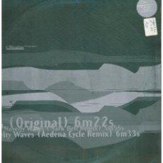 Discos de vinilo: BIOSPHERE - NOVELTY WAVES - MAXI SINGLE 1995 - ED. BÉLGICA. Lote 269840193