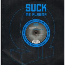 Discos de vinilo: ELECTRA - HEAR ME, FEEL ME - MAXI SINGLE 2000 - ED. ALEMANIA. Lote 269840893