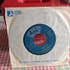 Discos de vinilo: GUSTAVO MORALES Y LOS COMODINES - YA BASTA / TIJUANAL MADE IN VENEZUELA 1972. Lote 269842388