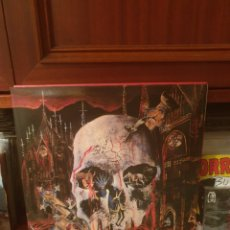 Discos de vinilo: SLAYER / SOUTH OF THE HEAVEN / NOT ON LABEL. Lote 294973668