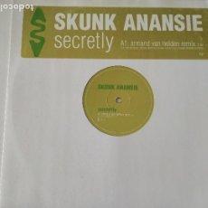 Discos de vinilo: SKUNK ANANSIE – SECRETLY (ARMAND VAN HELDEN REMIX) 1999, PROMOCIONAL. Lote 269845938