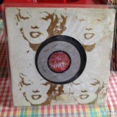 Discos de vinilo: ROY LONEY – BEWARE OF THE GHOUL (ROCK 'N' ROLL / RARE SINGLE PROMO FRANCE LOLITA 1983, NM-NM. Lote 269851243