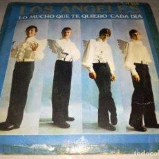 Discos de vinilo: LOS ANGELES-MUCHO QUE TE QUIERO-ORIGINAL AÑO 1969. Lote 269968508