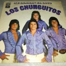 Discos de vinilo: LOS CHUNGUITOS-ME LLAMAN EL LOCO. Lote 269971588