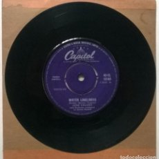 Discos de vinilo: GENE VINCENT. MISTER LONELINESS/ IF YOU WANT MY LOVIN. CAPITOL, UK 1961 SINGLE. Lote 269981038