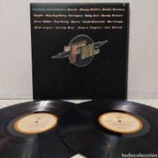 Discos de vinilo: FM - THE ORIGINAL SOUNDTRACK 1978 ED USA GATEFOLD / QUEEN , EAGLES , TOM PETTY , BOSTON. Lote 269985793