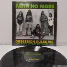 Discos de vinilo: FAITH NO MORE - OBSESSION RULES ME 1990. Lote 269985808