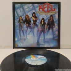 Discos de vinilo: KEEL - KEEL 1987 ED ALEMANA. Lote 269985833