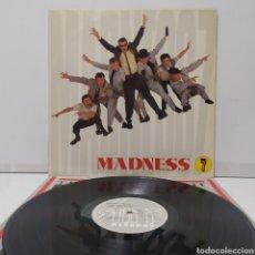 Discos de vinilo: MADNESS - 7 ED HOLANDESA CON ENCARTE. Lote 269985883