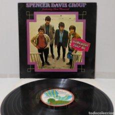 Discos de vinilo: SPENCER DAVIS GROUP - SOMEBODY HELP ME 1972 ED ALEMANA. Lote 269985893