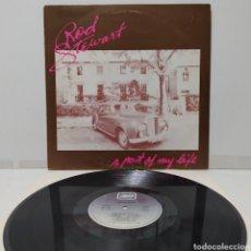 Discos de vinilo: ROD STEWART - A PART OF MY LIFE 1984 ED ITALIANA. Lote 269985948