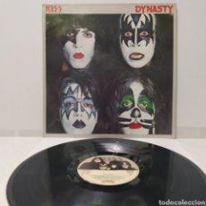 Discos de vinilo: KISS - DYNASTY 1979 1ER ED FRANCESA. Lote 269986013