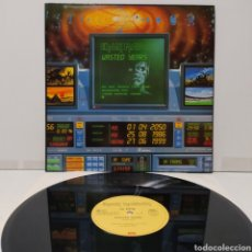 Discos de vinilo: IRON MAIDEN - WASTED YEARS 1986 UE. Lote 269986093